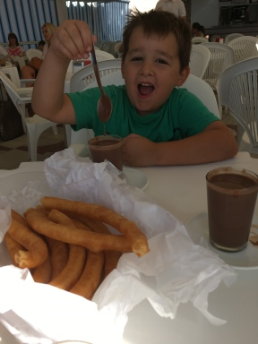 more churros!