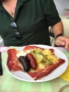 the speciality chorizo
