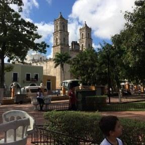 Valladolid zocalo
